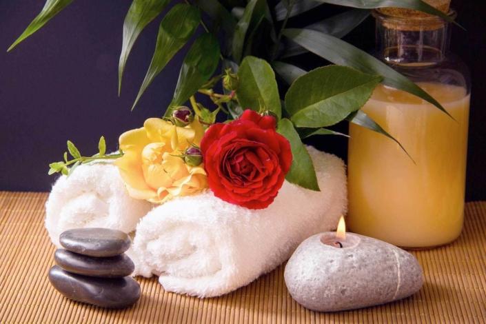 Massage - Les Échappées Romantiques - Maisons d'hôtes de charme près de Nantes en Loire-Atlantique (44)