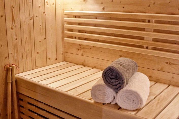 Le sauna du Refuge - Les Échappées Romantiques - Chambres d'hôtes de charme près de Nantes en Loire-Atlantique (44)